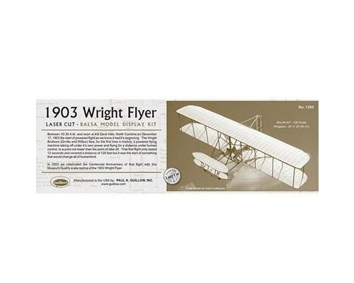 1903 Wright Brothers Flyer by Guillow