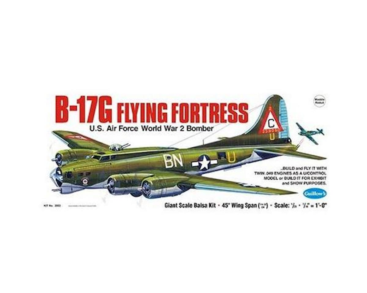 Guillow Boeing B17G Flying Fortress