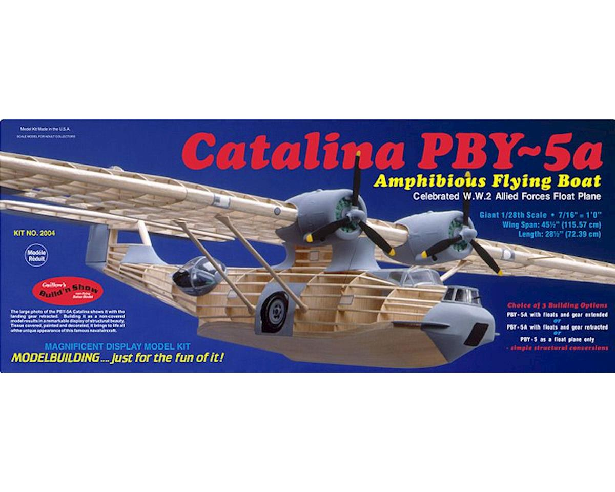 PBY5A Catalina by Guillow