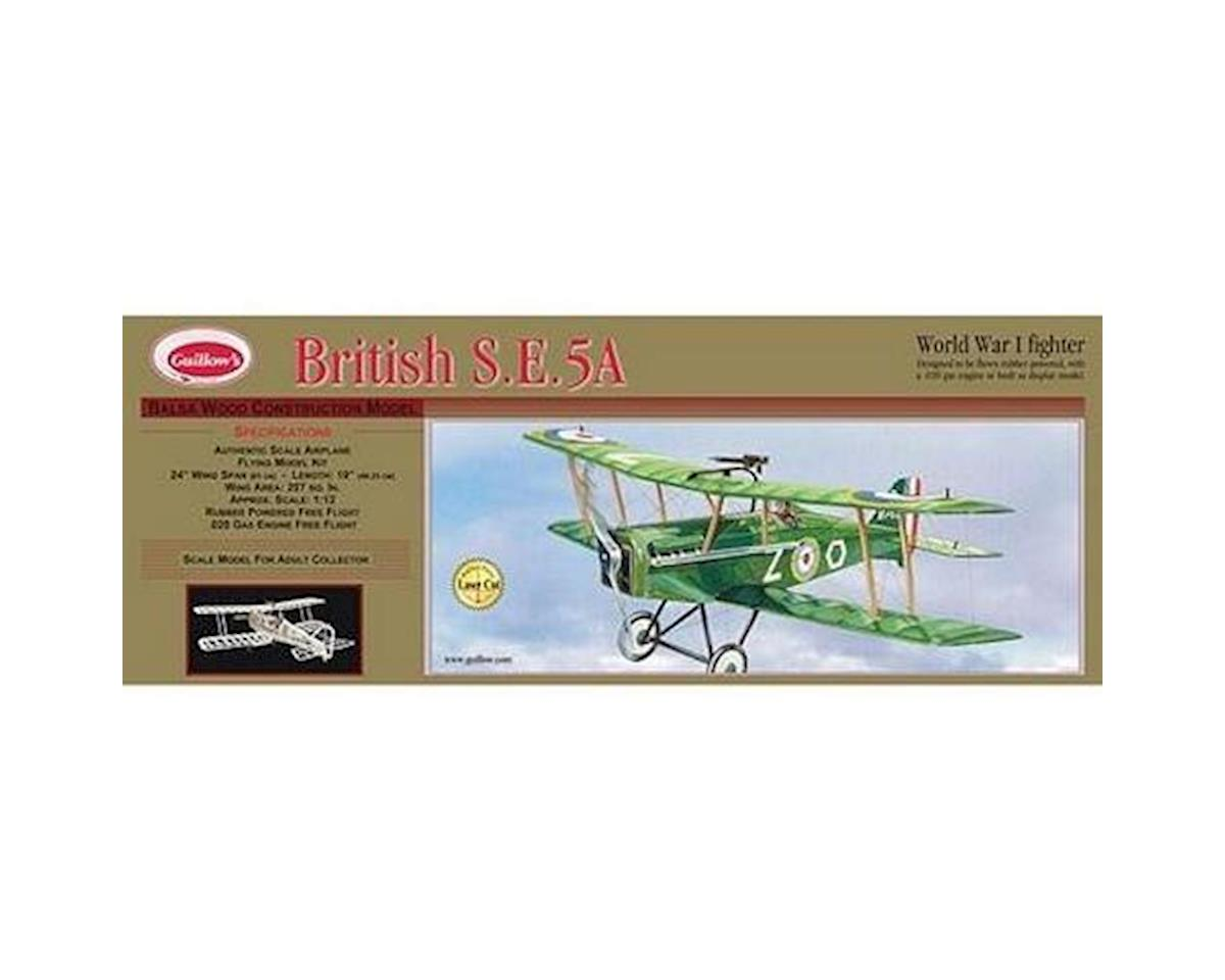 British SE 5A Laser Cut by Guillow