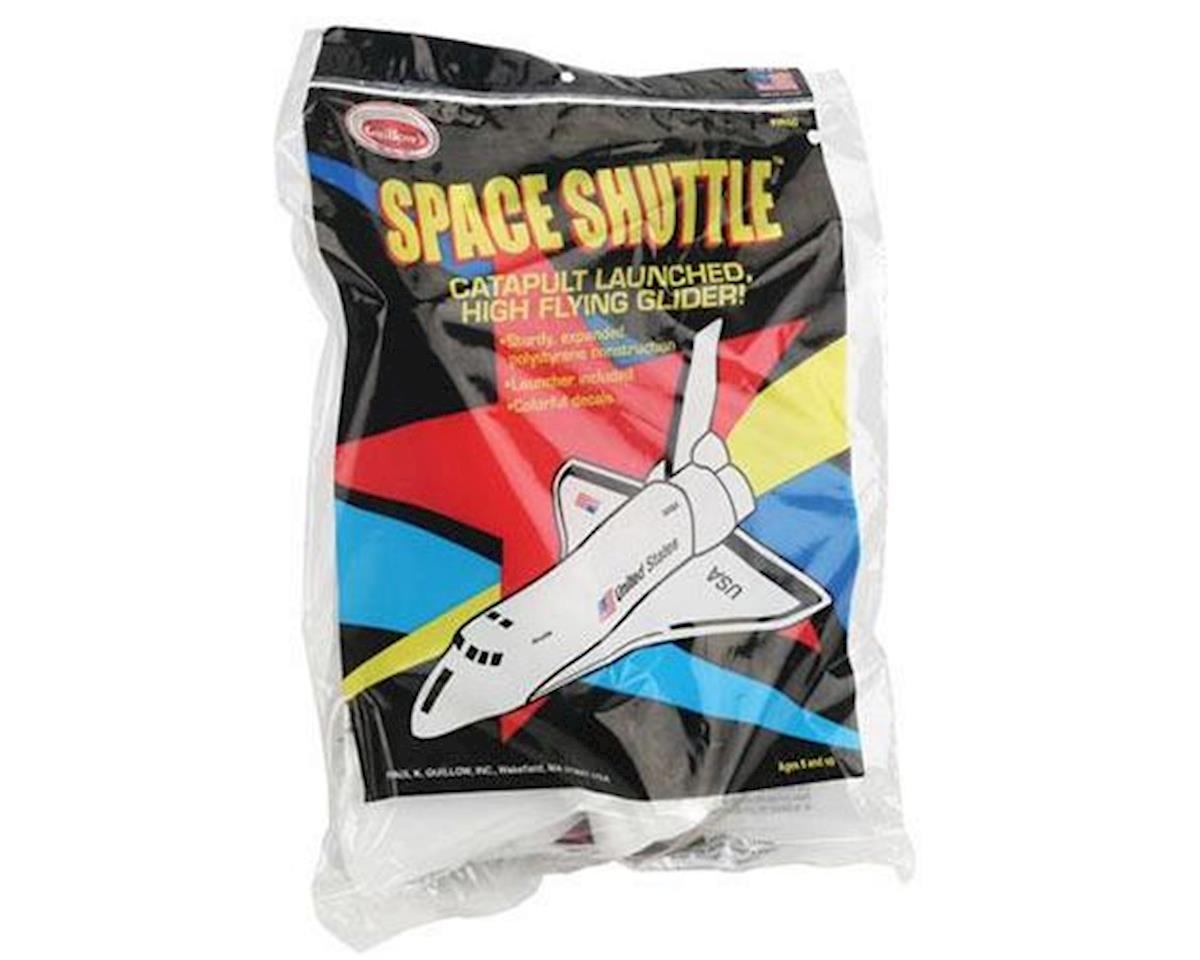 "Space Shuttle, 10"" Foam Glider by Guillow"