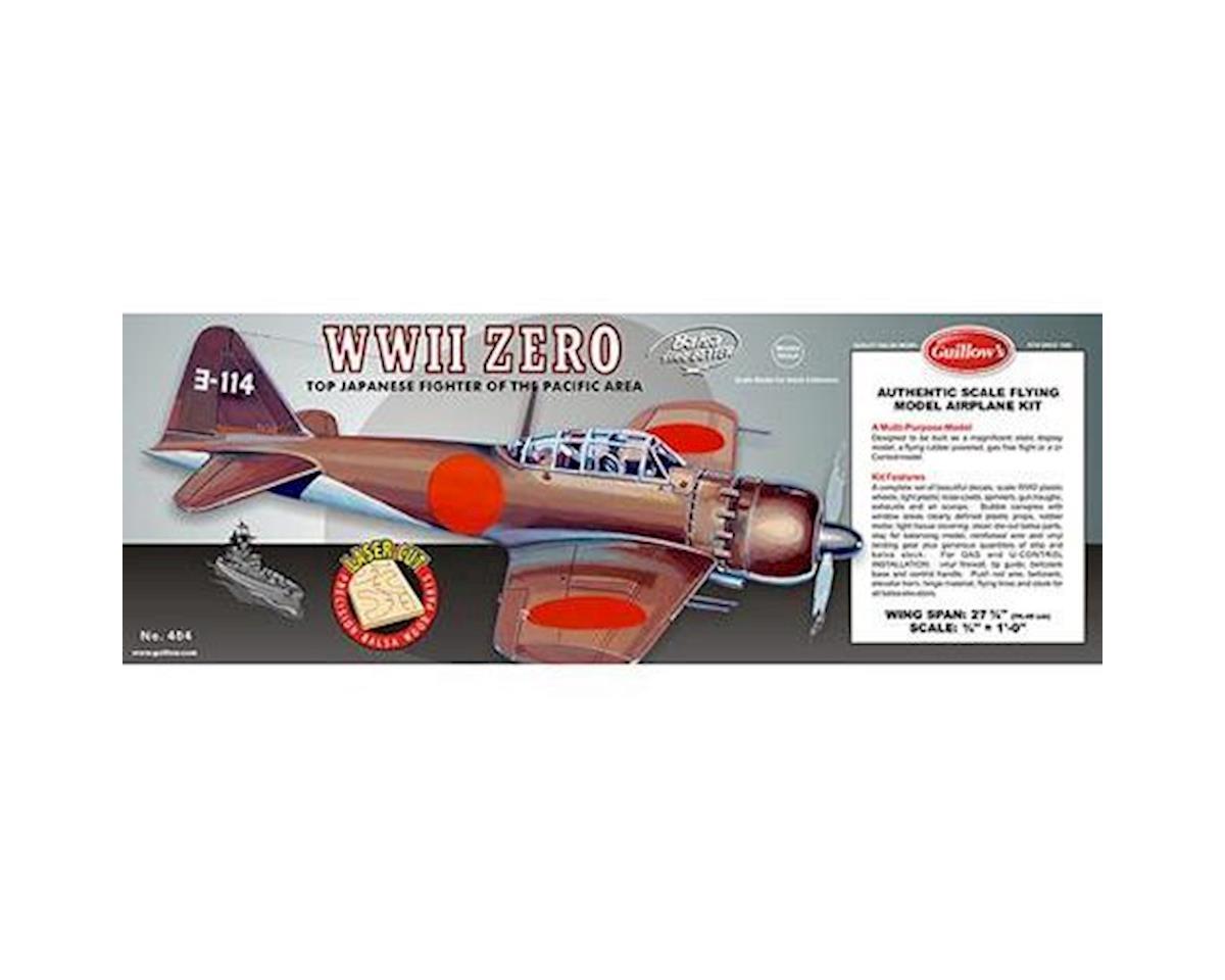 Guillow Mitsubishi Zero Laser Cut