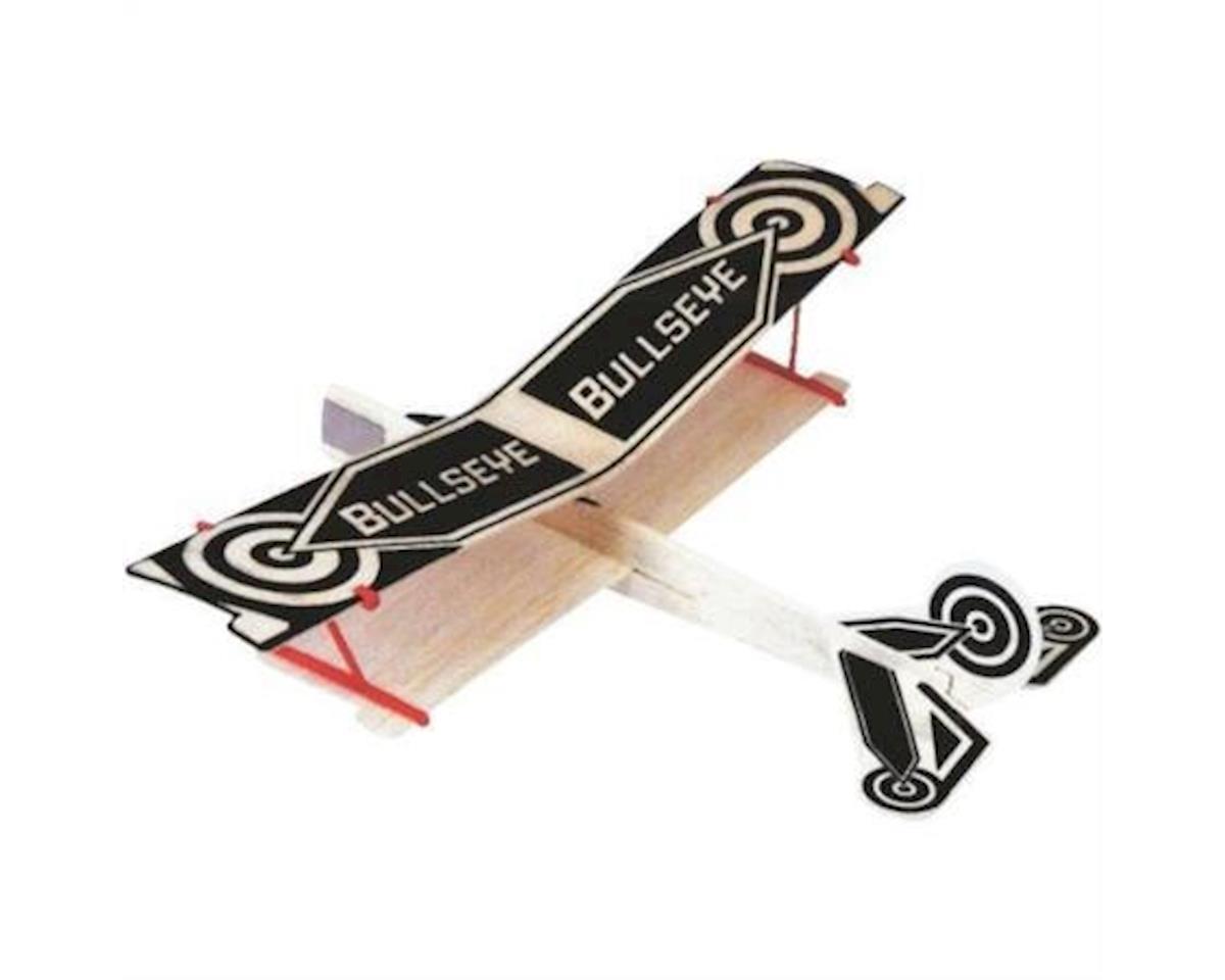 Guillow Bullseye Biplane (24)