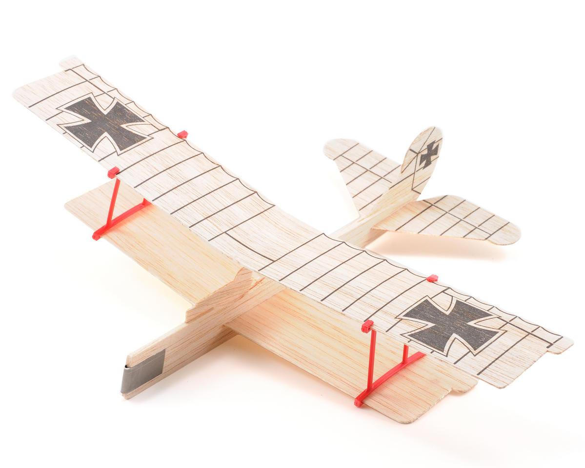 Guillow Balsa Biplane Glider