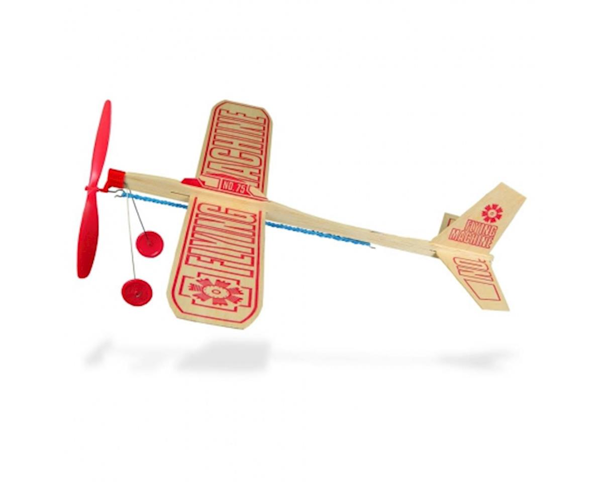 Balsa Airplane Flying Machine
