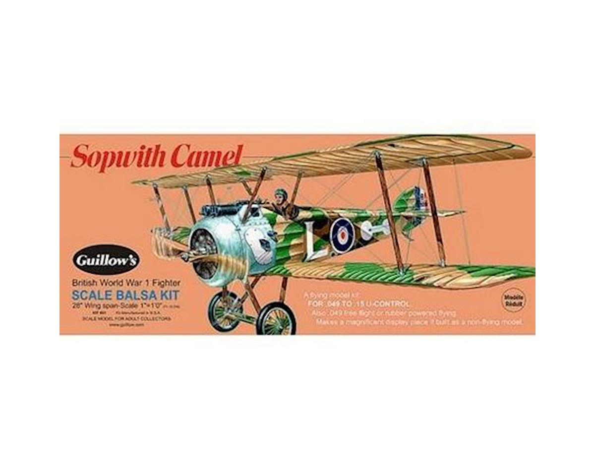 Sopwith Camel by Guillow
