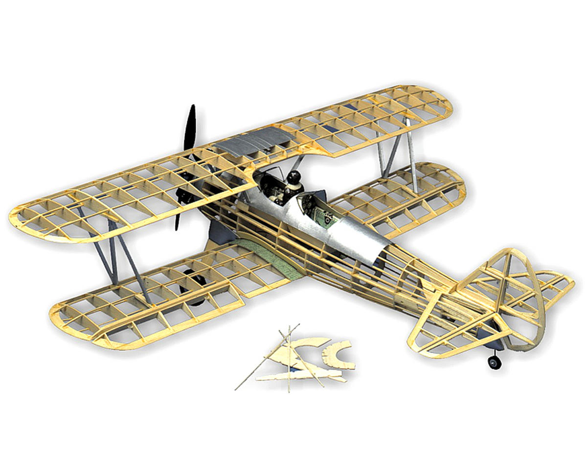 Stearman PT17 Flying Model Kit by Guillow