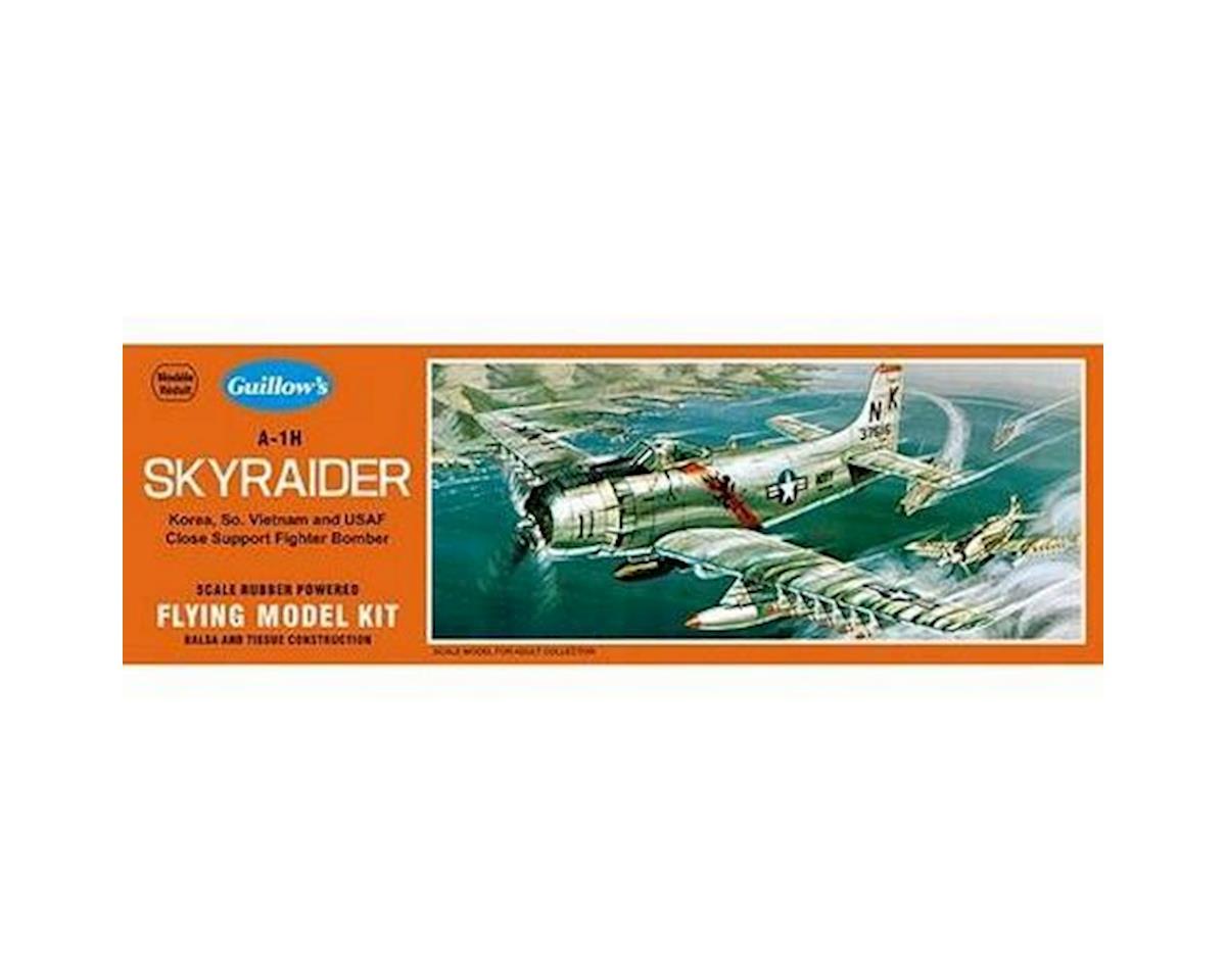 Guillow Douglas A1H Skyraider
