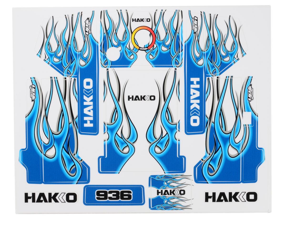 Hakko 936 Solder Station RC Skin (Blue) [HAKDECAL-SB] | Cars & Trucks