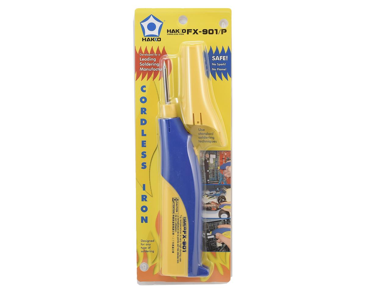 Hakko FX901 Battery Powered Cordless Soldering Iron