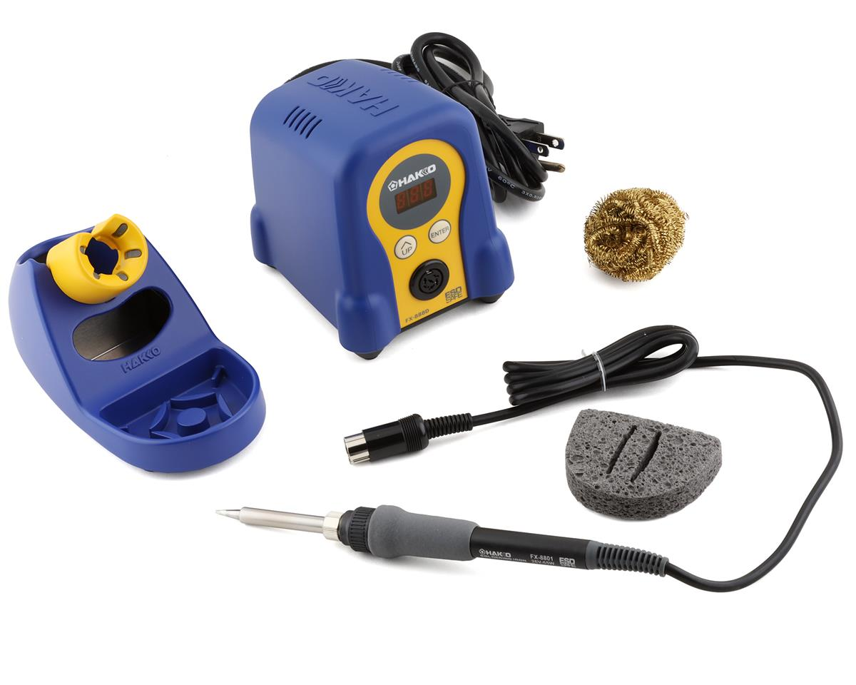 SCRATCH & DENT: Hakko FX888D ESD Safe Digital Soldering Station