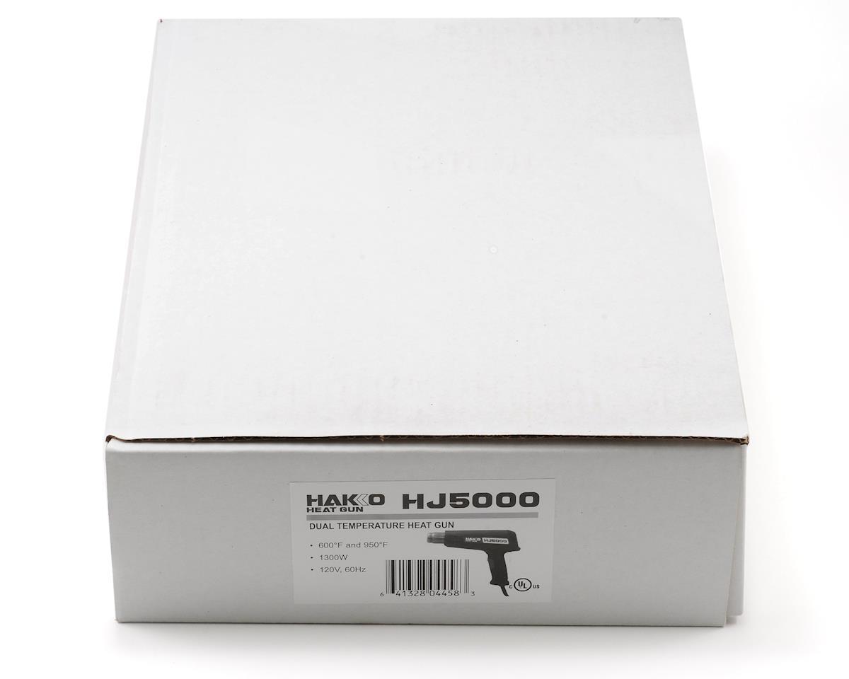 HJ5000 Dual Temp 1300 Watt Heat Gun by Hakko