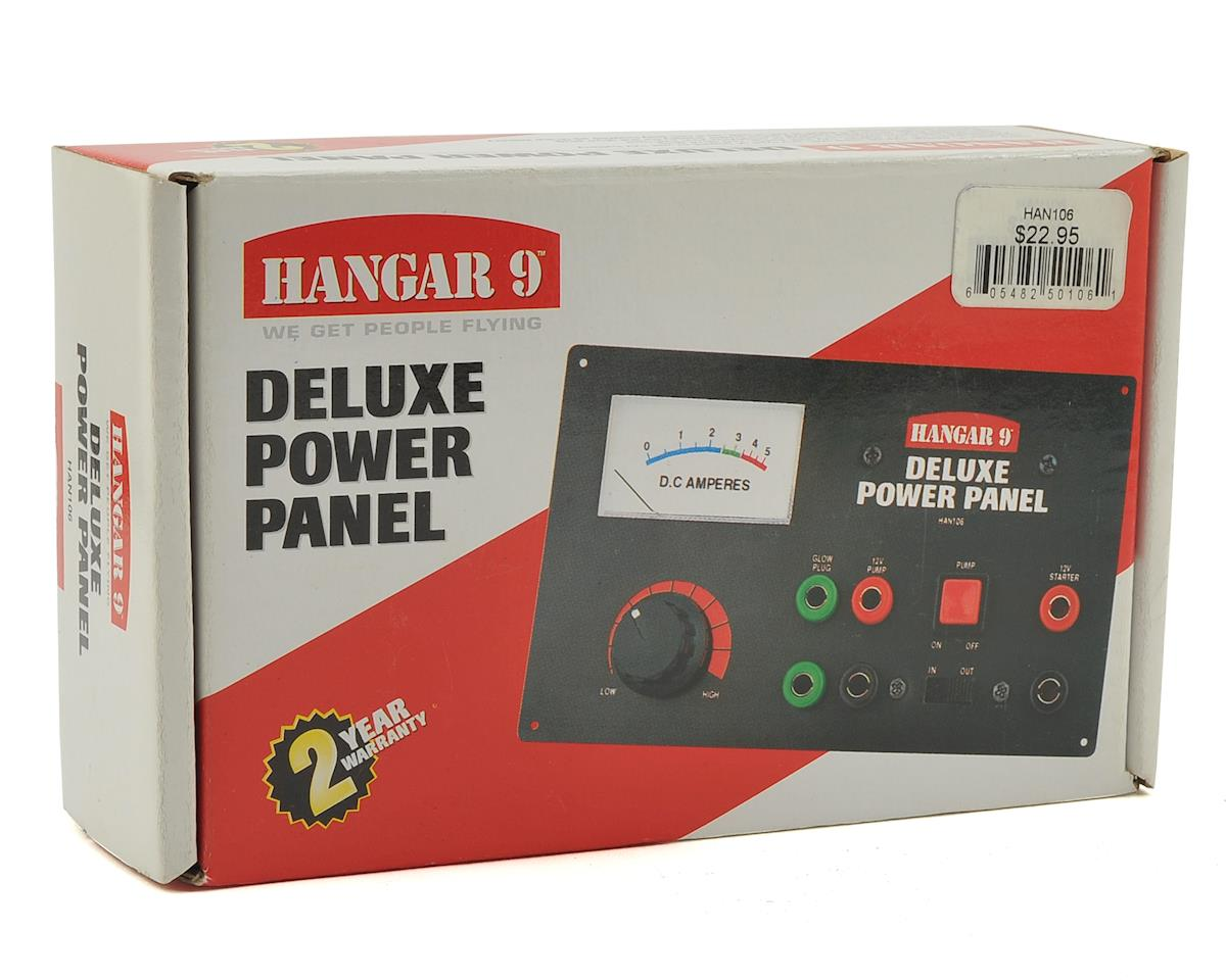 Hangar 9 MOSFET Power Panel for Starters, Fuel Pumps & Glow Plugs