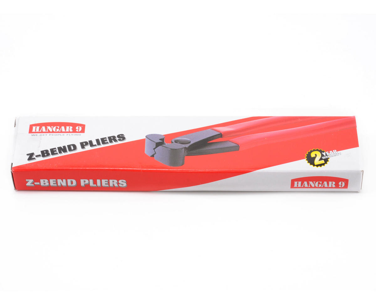 Z-Bender Pliers by Hangar 9