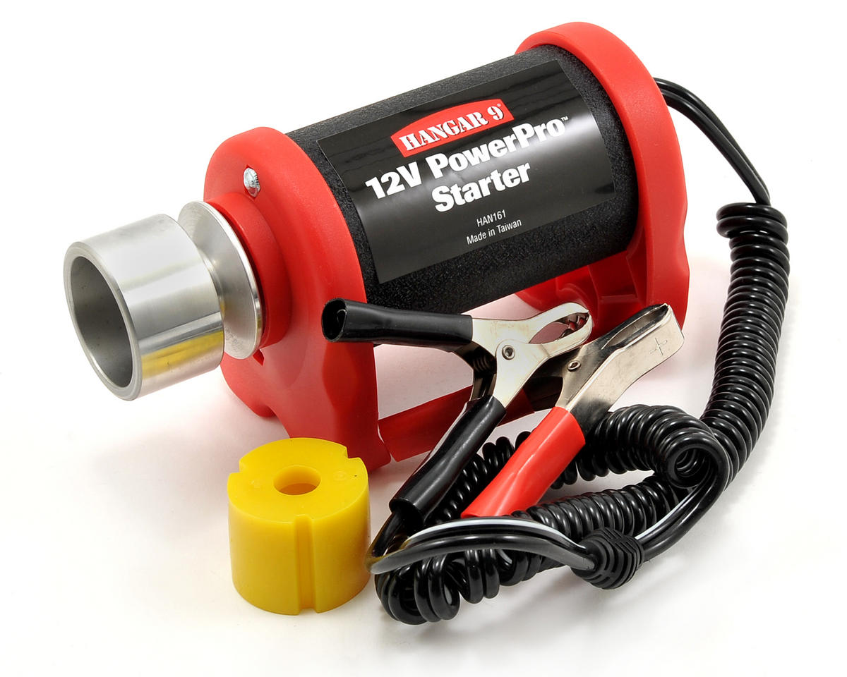 PowerPro 12V Starter by Hangar 9