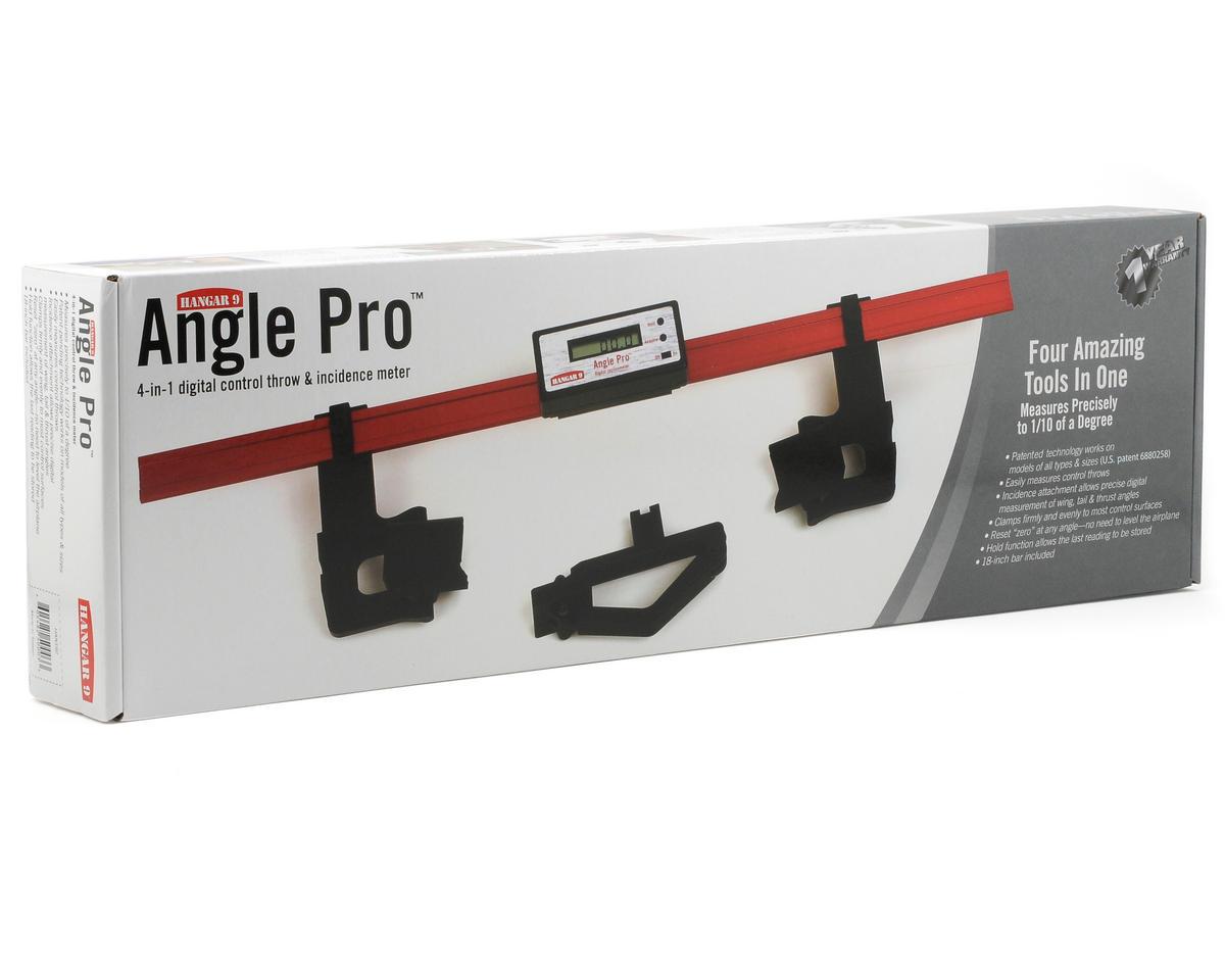 Hangar 9 AnglePro 4-in-1 Digital Throw/Incidence Meter