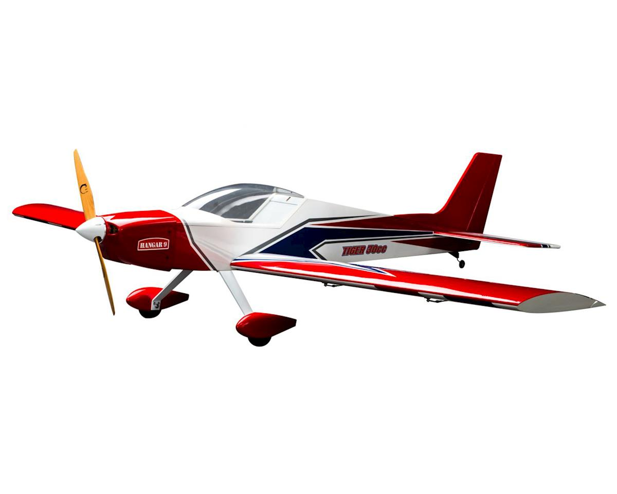 Hangar 9 Tiger 30cc ARF Airplane Kit (Electric/Nitro/Gasoline) (2280mm)