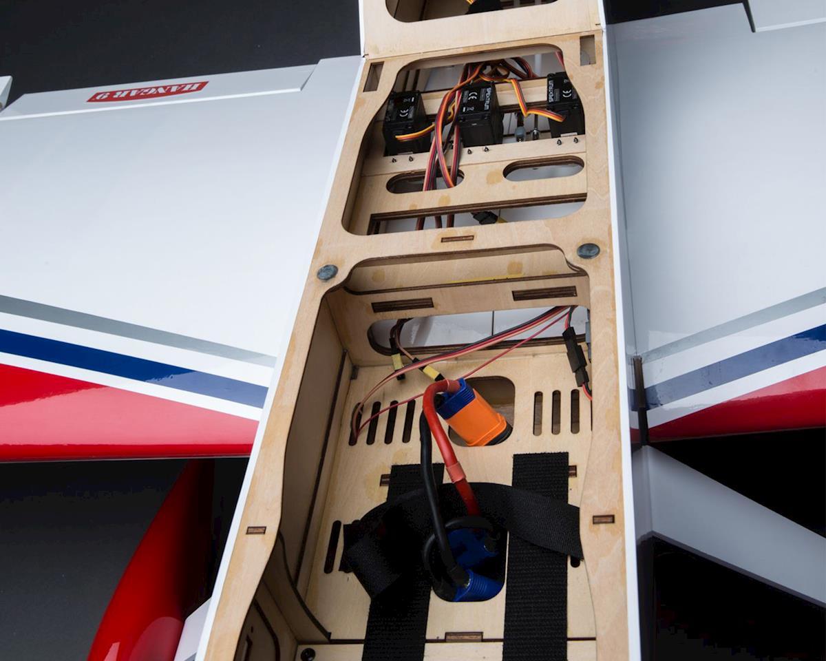 Hangar 9 Tiger 30cc ARF Airplane Kit (Electric/Nitro/Gasoline)