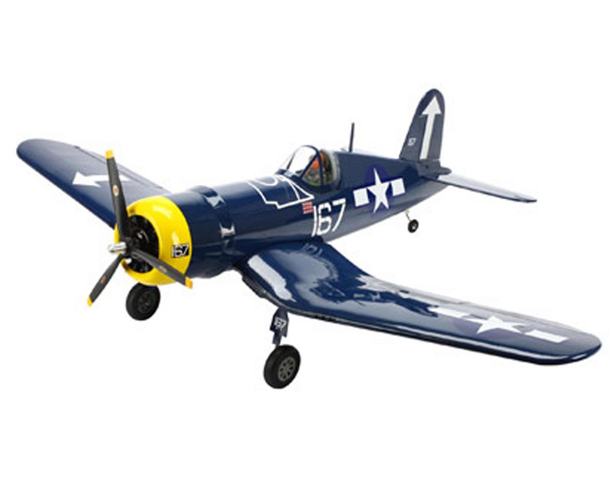 Image 1 for Hangar 9 F4U-1D Corsair 50 ARF