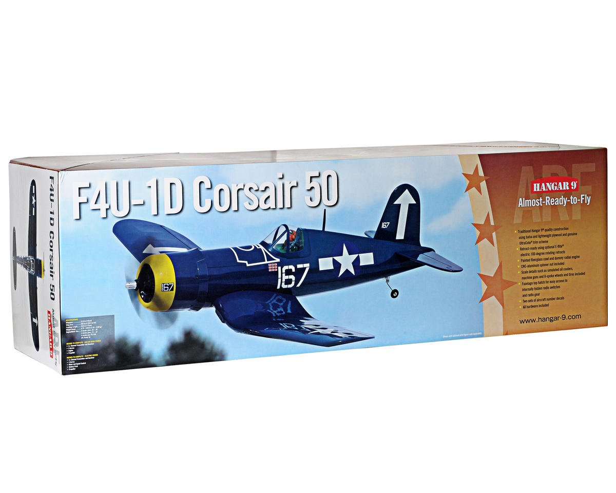 Image 2 for Hangar 9 F4U-1D Corsair 50 ARF