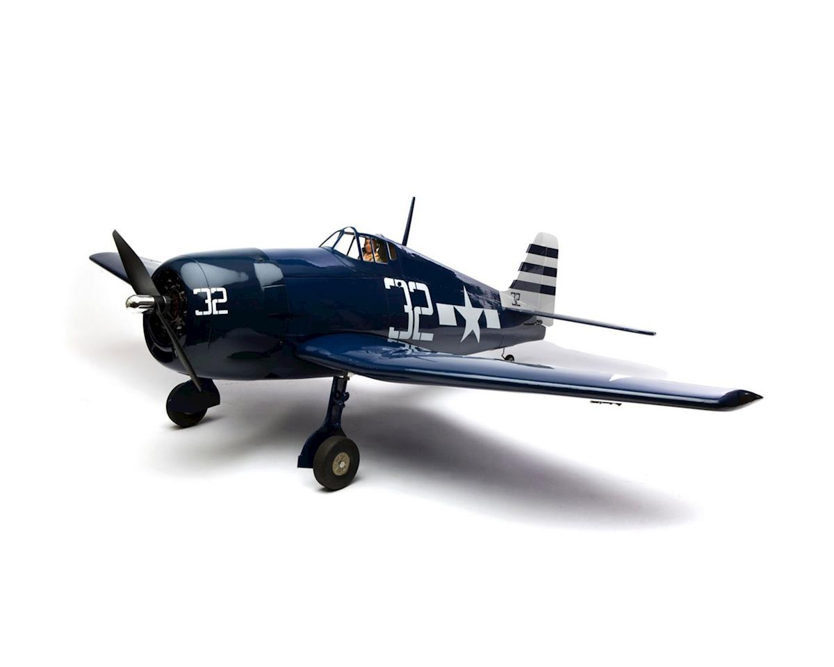Hangar 9 F6F Hellcat 15cc ARF Airplane Kit (Electric/Nitro/Gasoline) (1630mm)