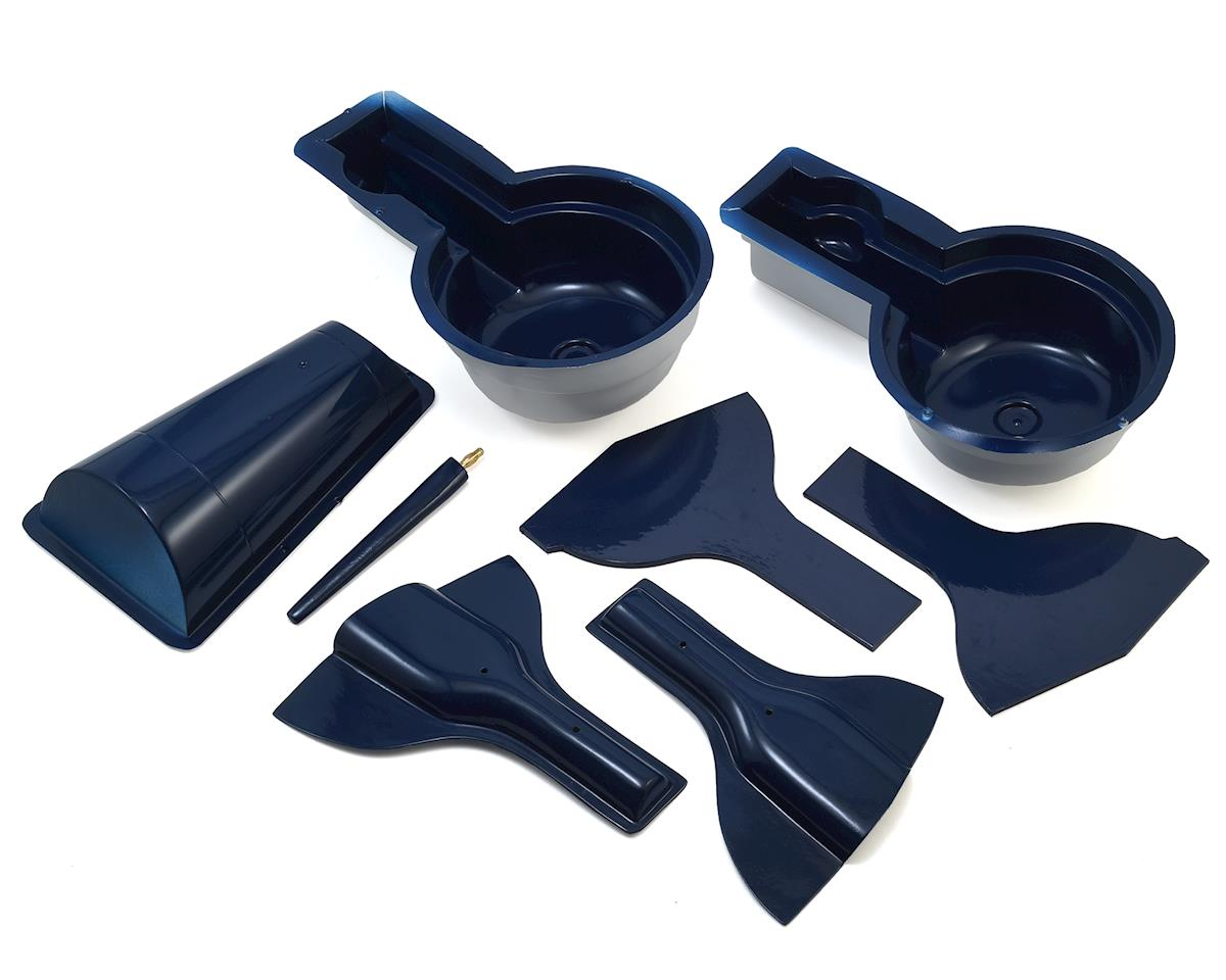 Hangar 9 F6F Hellcat Scale Parts Set