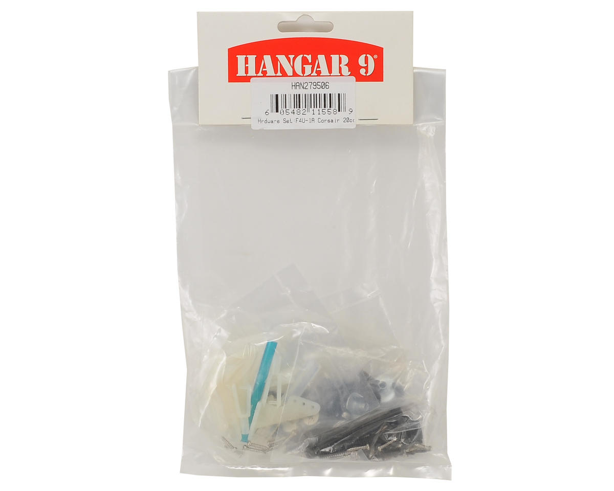 Hangar 9 Hardware Set