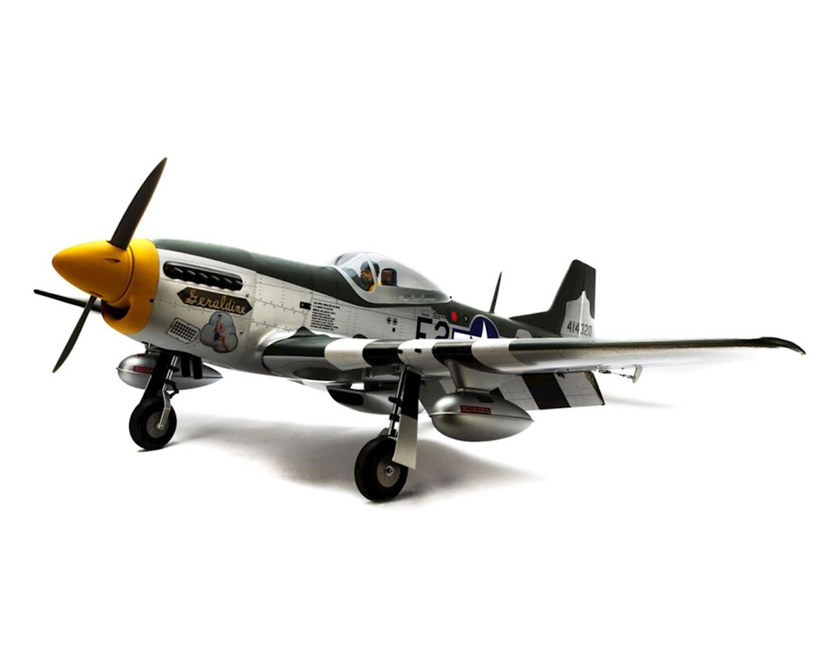 Hangar 9 P-51D Mustang 20cc ARF Airplane Kit (Electric/Nitro/Gasoline)