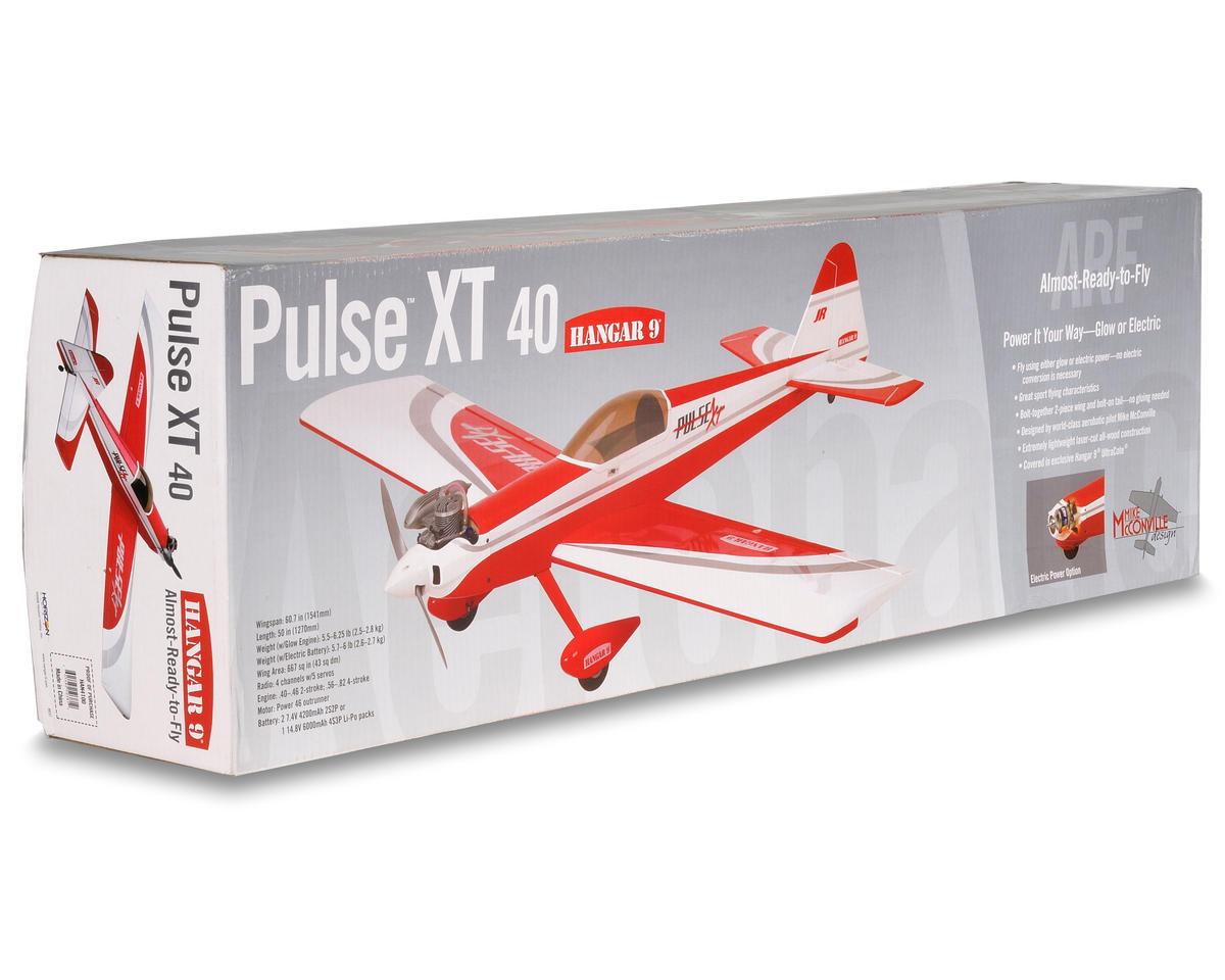 Hangar 9 Pulse XT 40 ARF