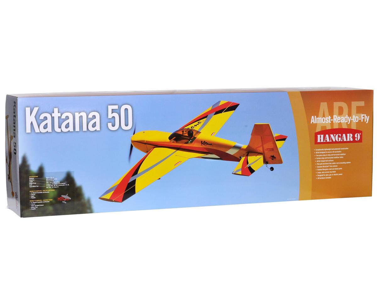 Hangar 9 Katana 50 ARF