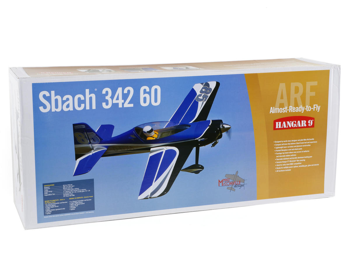 hangar 9 sbach 342 60 arf manual