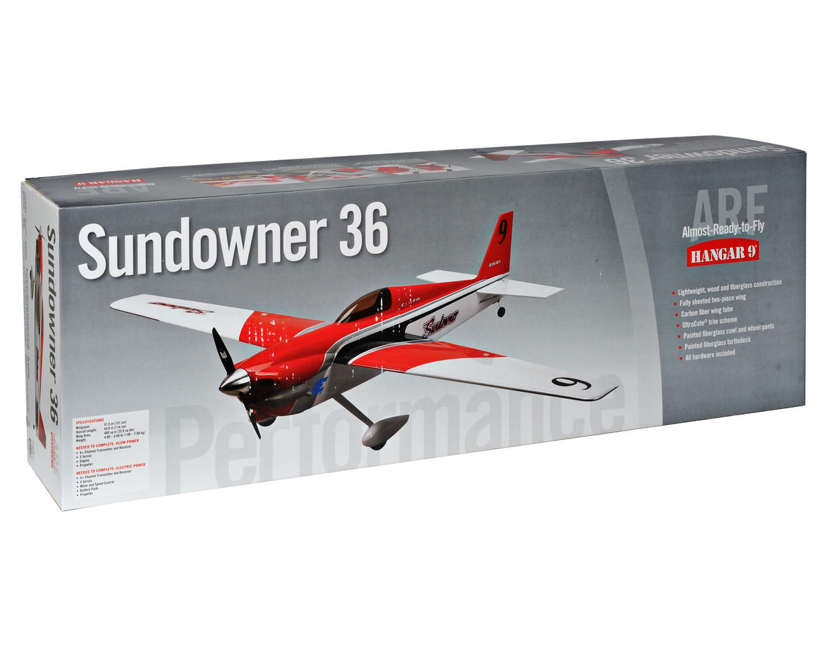 Hangar 9 Sundowner 36 ARF