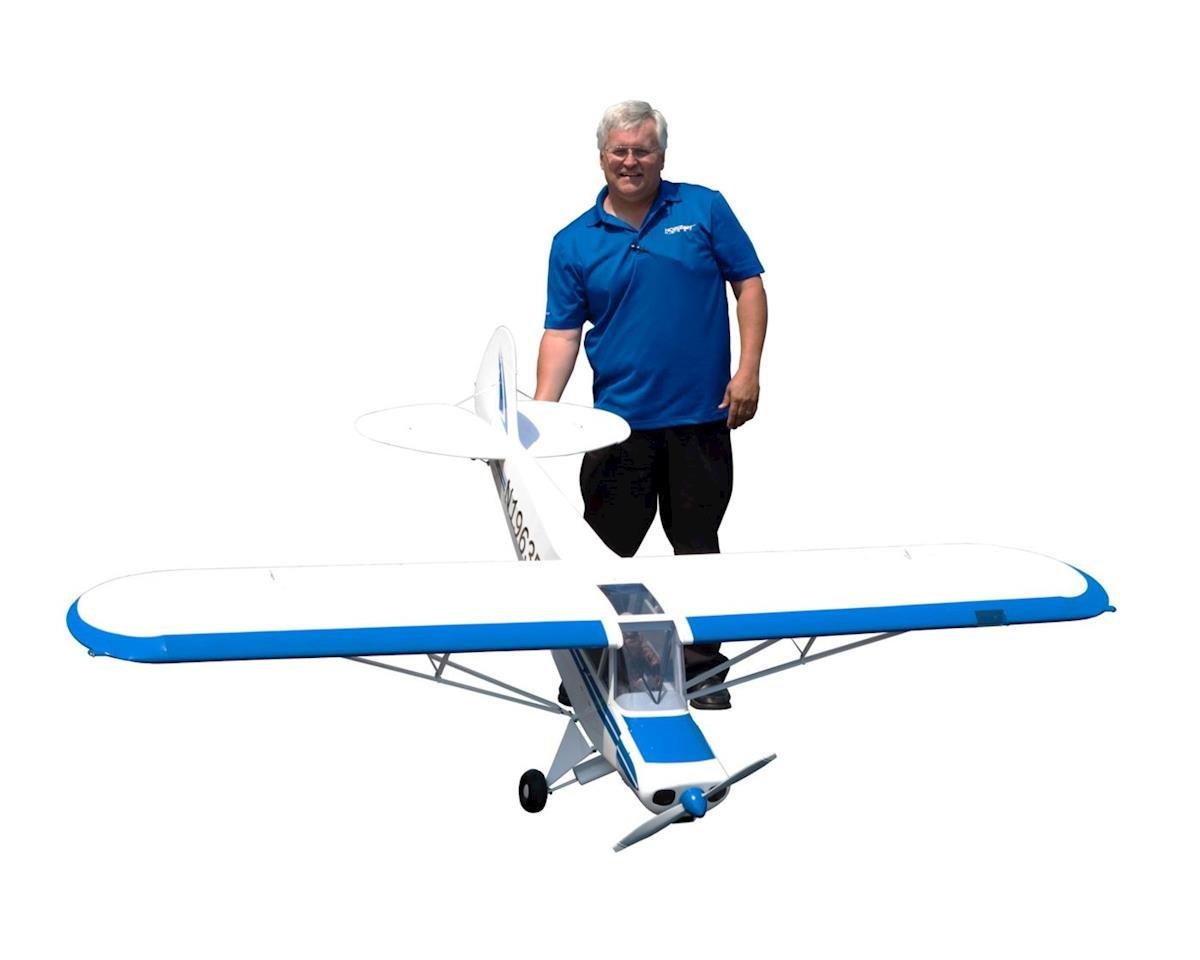 Hangar 9 1/4 Scale PA-18 Super Cub ARF