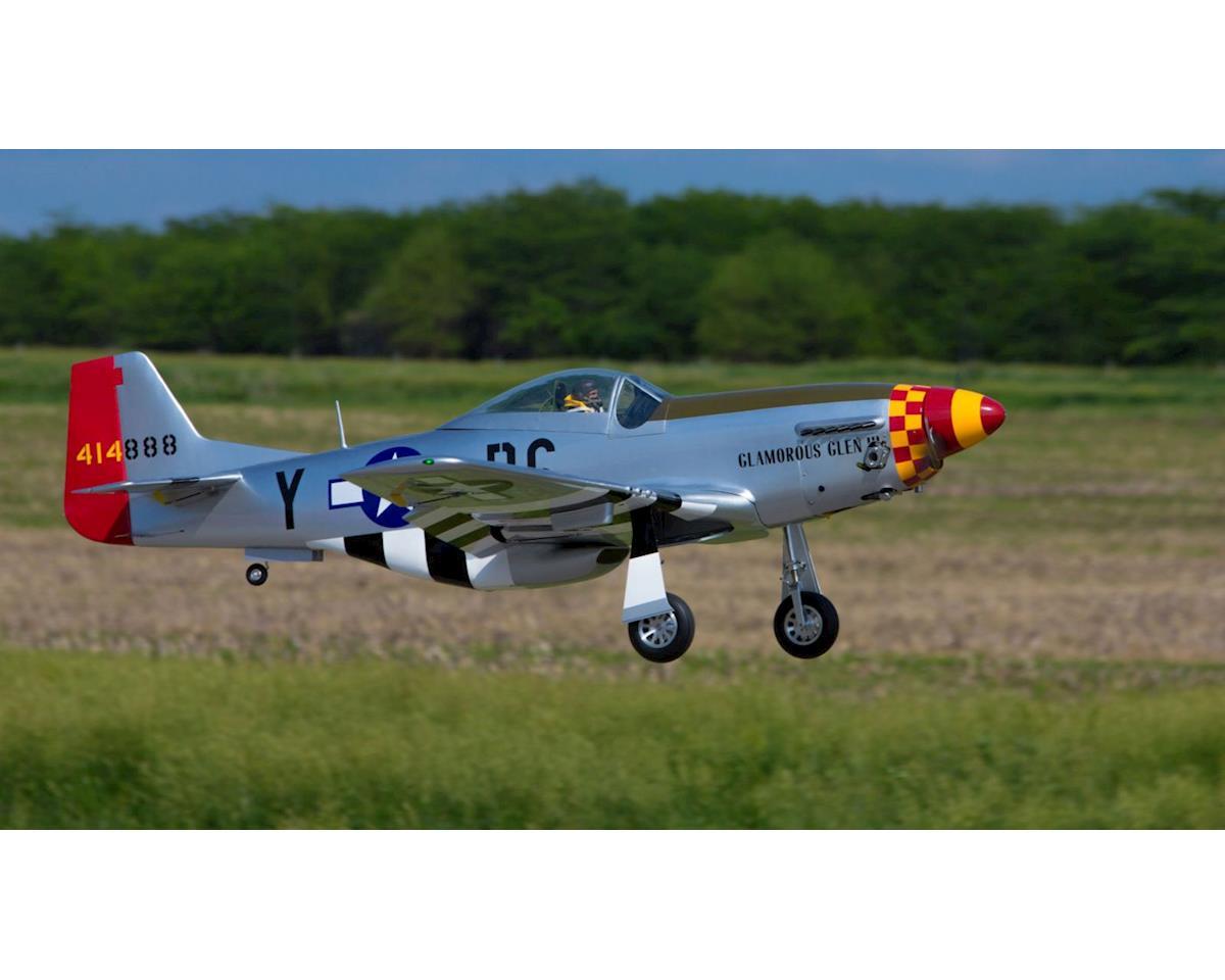 Hangar 9 P-51D Mustang 60cc ARF (2 Boxes)