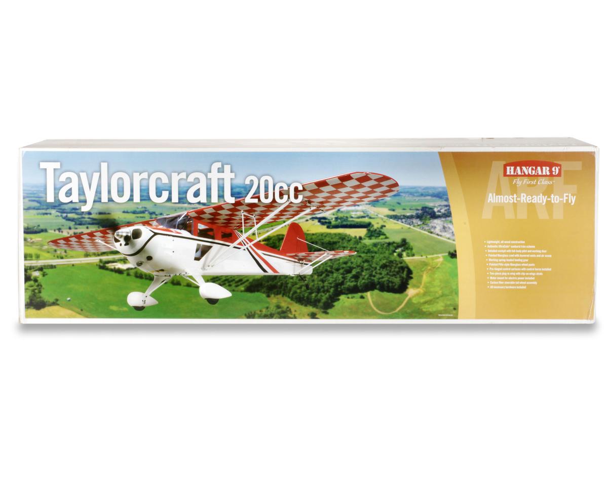 Hangar 9 Taylorcraft 20cc ARF