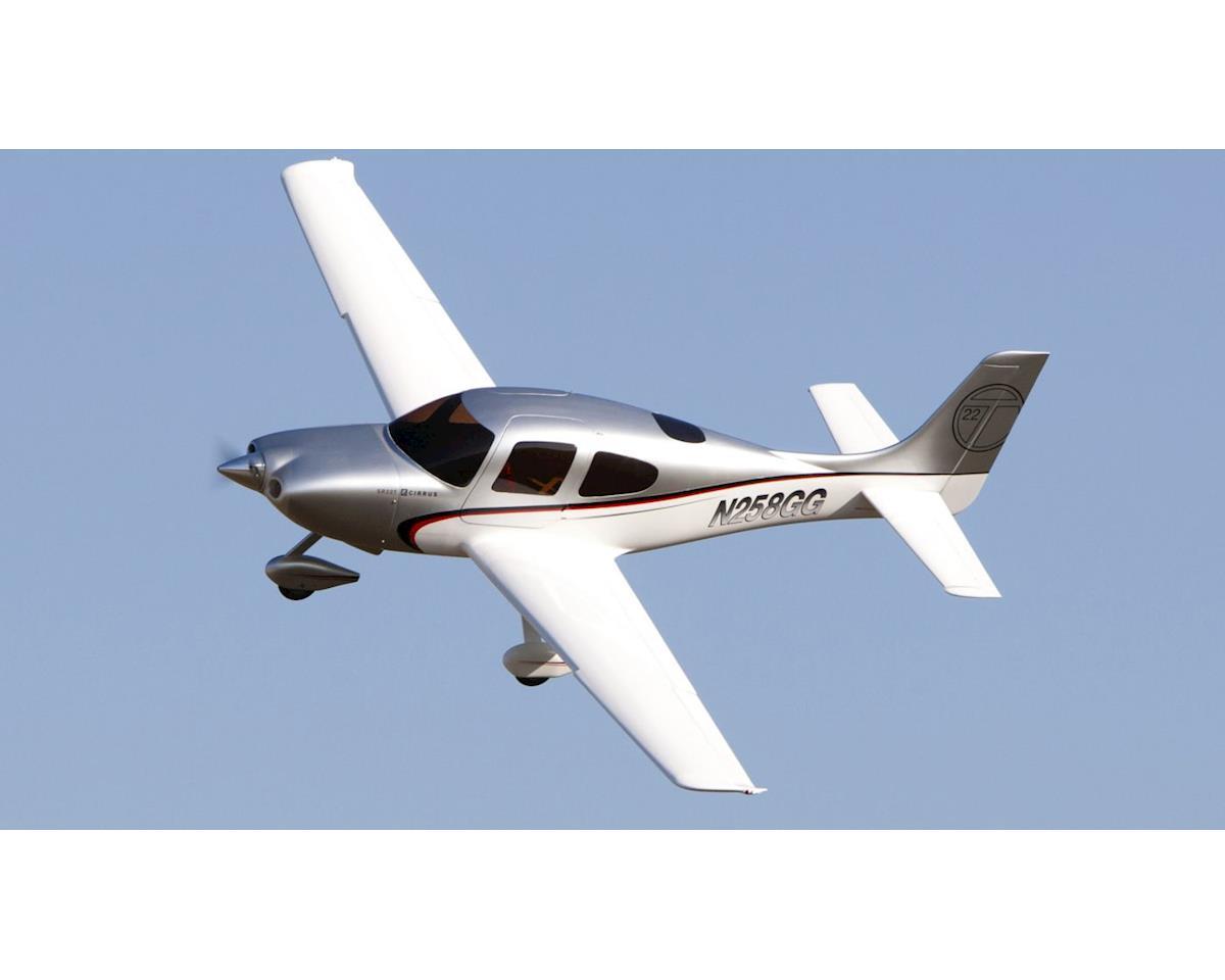 Cirrus SR22T 30cc ARF by Hangar 9