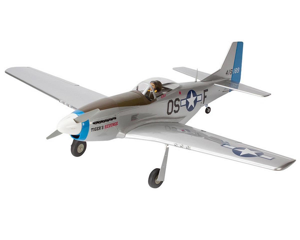 Hangar 9 P-51D Mustang 40 ARF Airplane