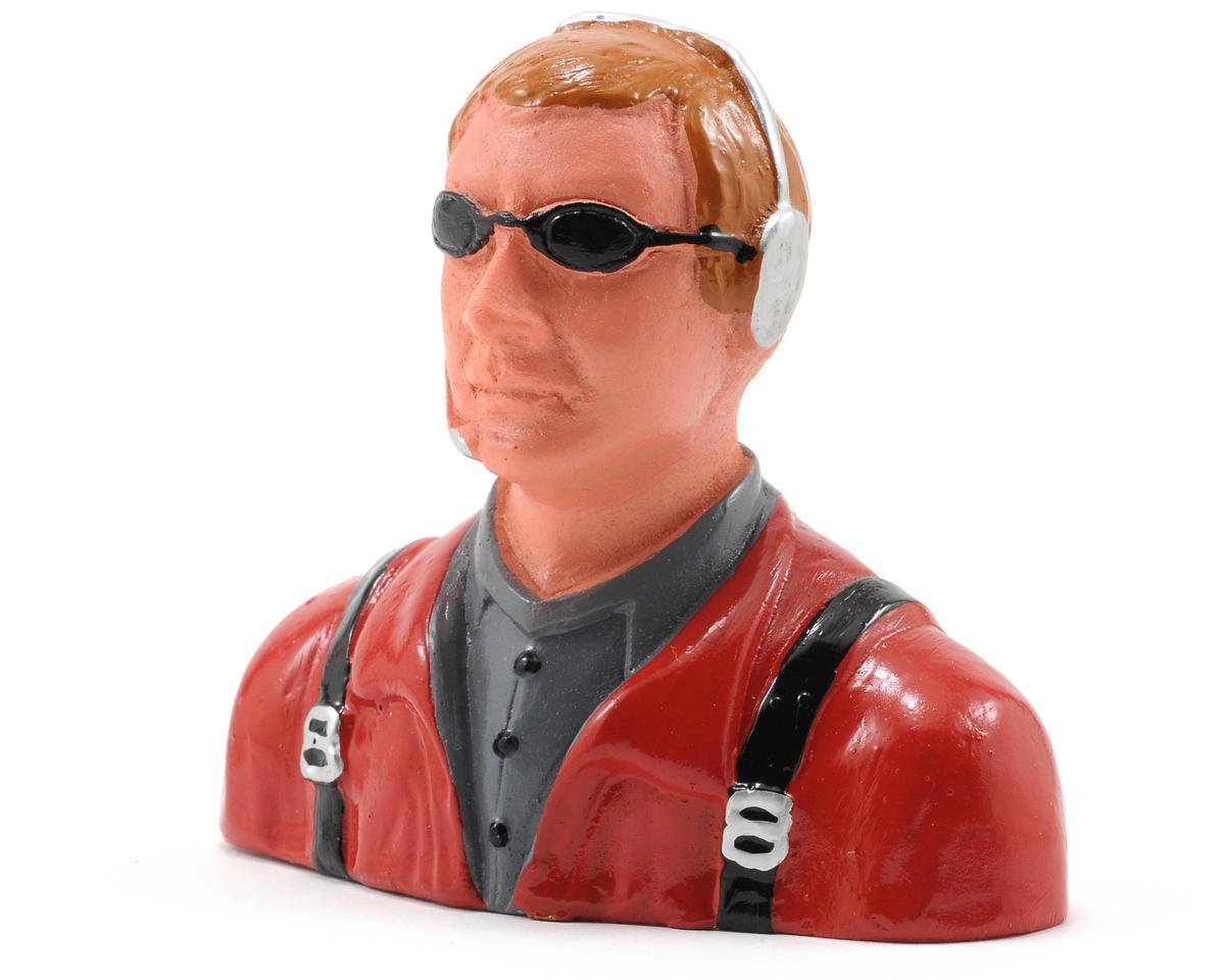 "Hangar 9 ""Civilian"" Pilot Figure w/Headset, Mic & Sunglasses (1/7)"