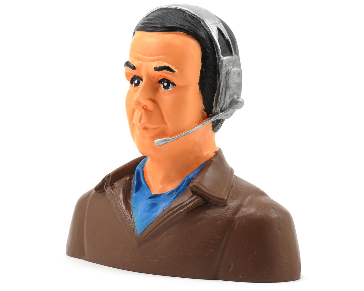 "Hangar 9 ""Civilian"" Pilot Figure w/Headset & Mic (1/4)"