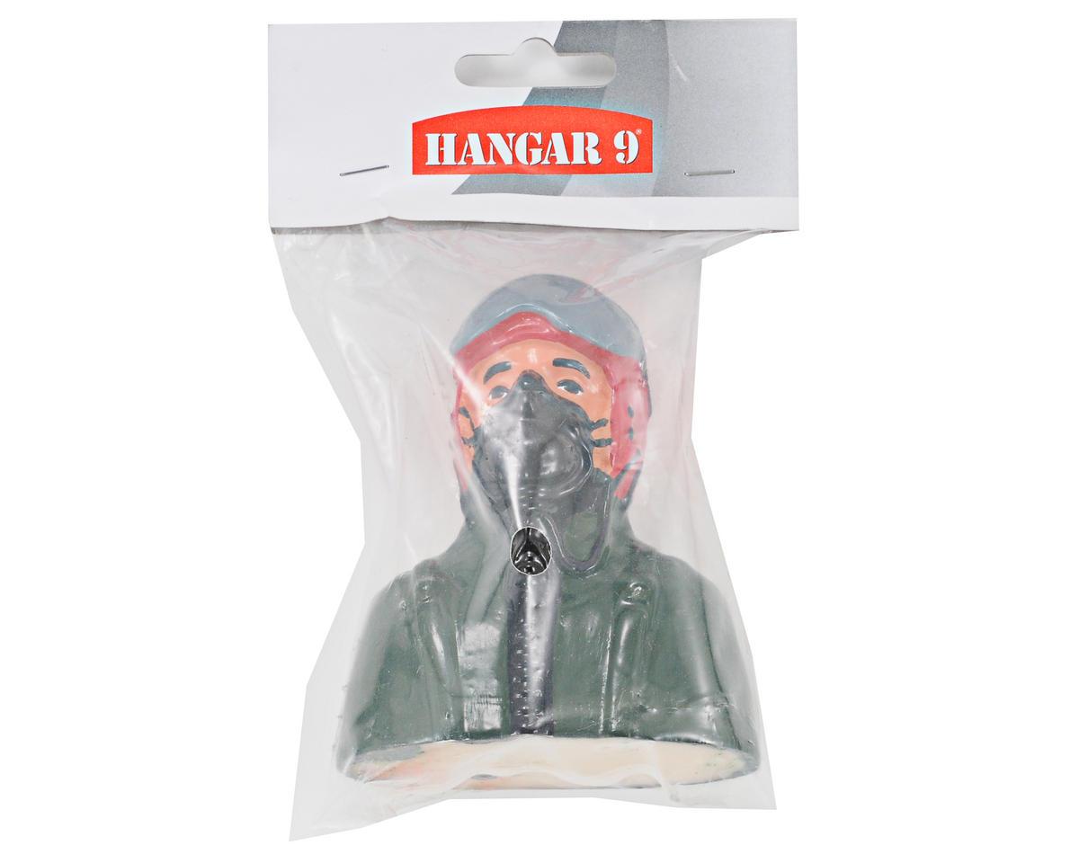 Hangar 9 Jet Pilot Figure w/Helmet & Goggles (1/7)