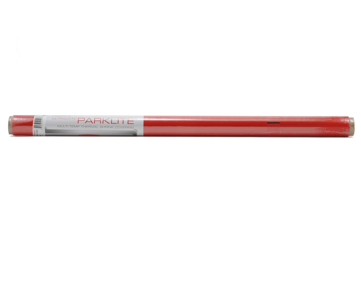 "Hangar 9 ""ParkLite"" UltraCote (Flame Red) (2 Meter)"
