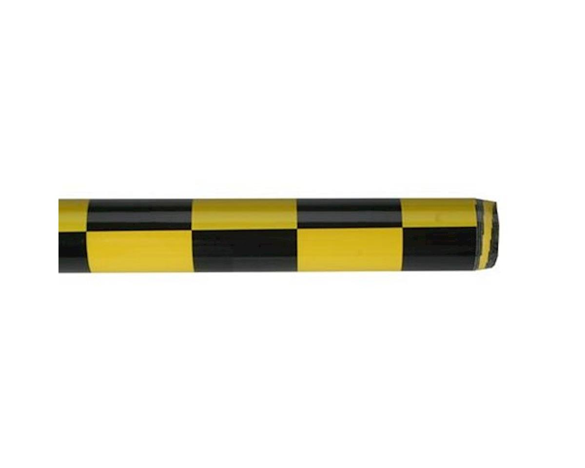 "UltraCote, 2"" Squares Yellow/Black by Hangar 9"