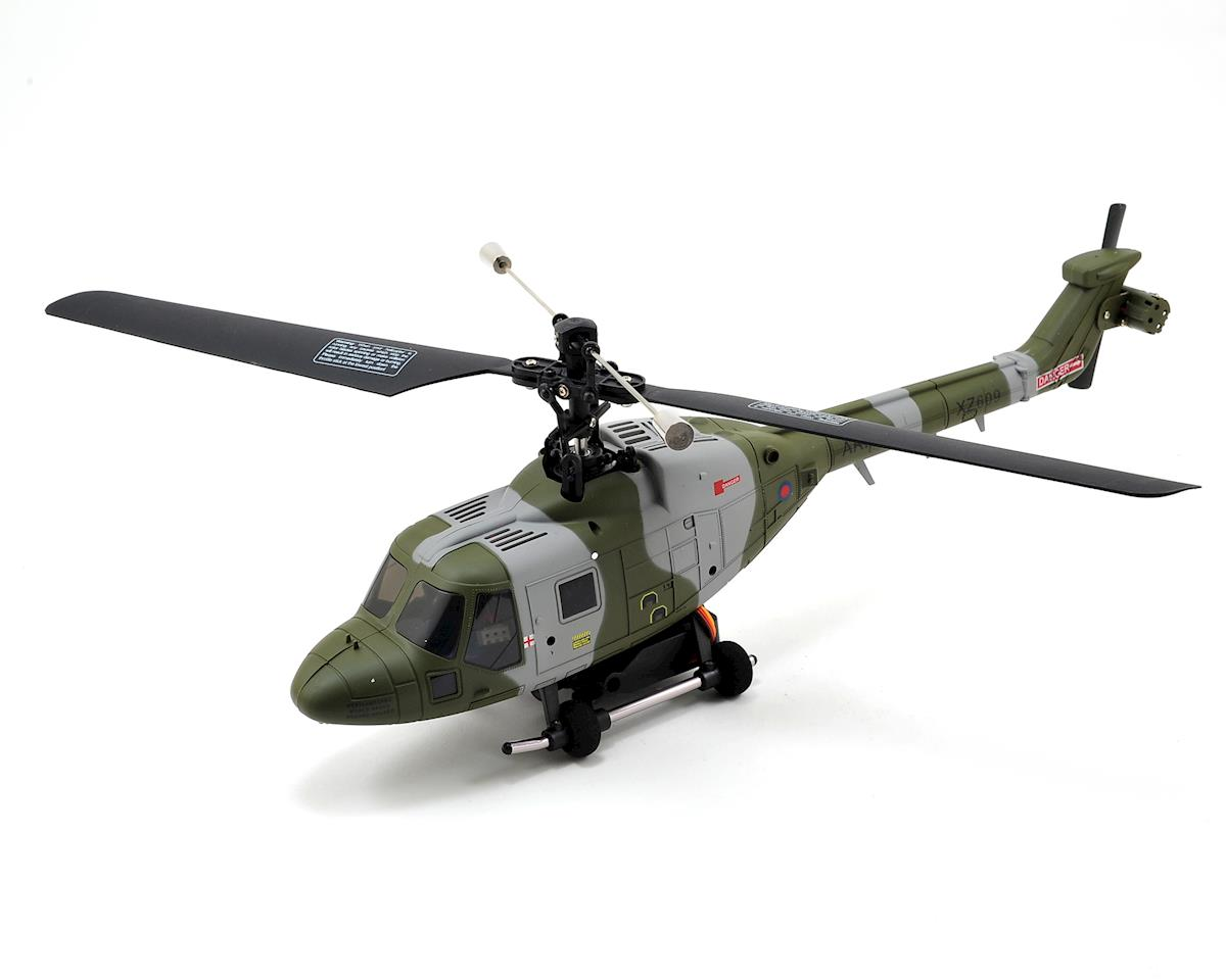Hubsan FPV Westland Lynx RTF 4 Channel Single Rotor 250 Class Helicopter