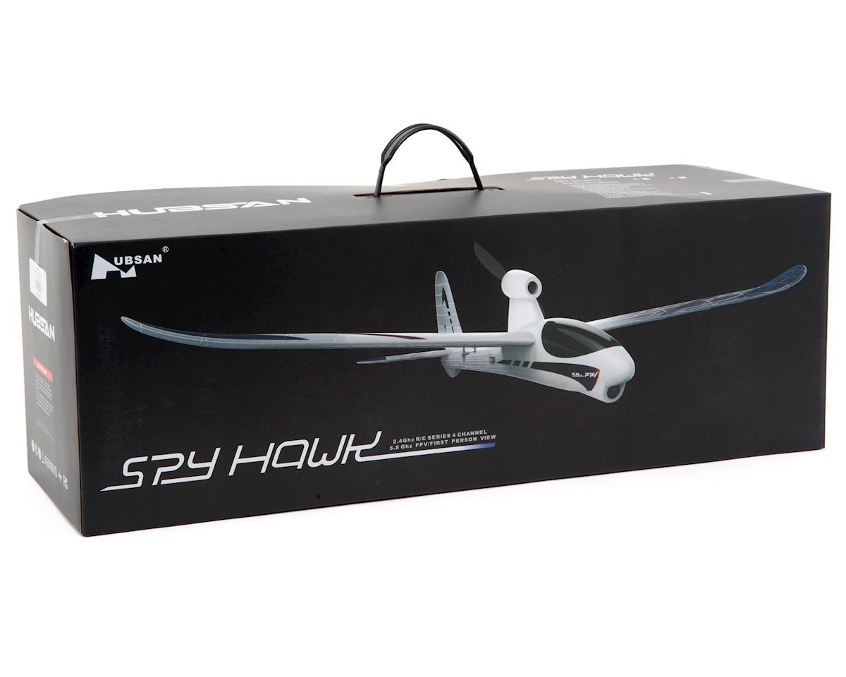 Hubsan FPV Spy Hawk RTF 4 Channel Airplane