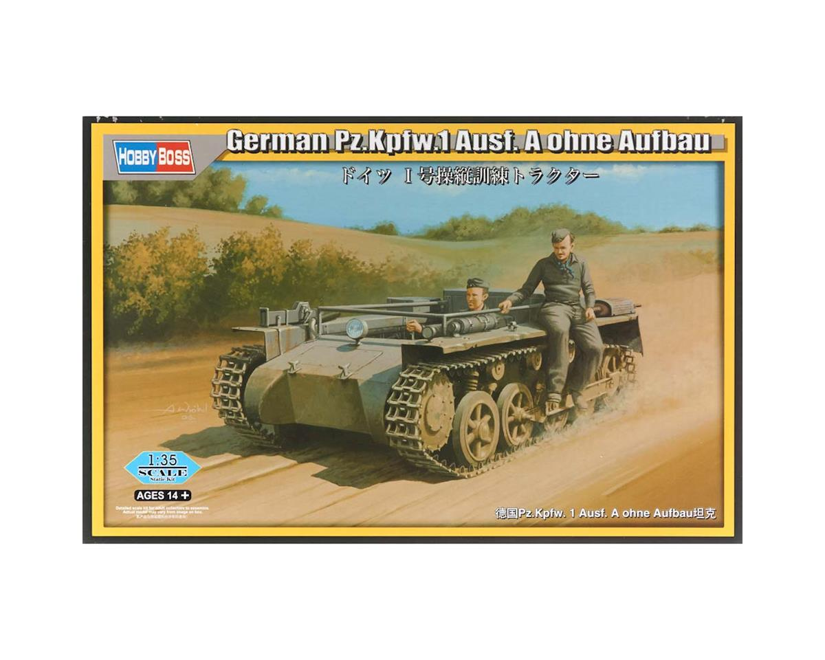 HY80144 1/35 German PZ.KPFW.1 AUSF.A OHNE AUFBAU