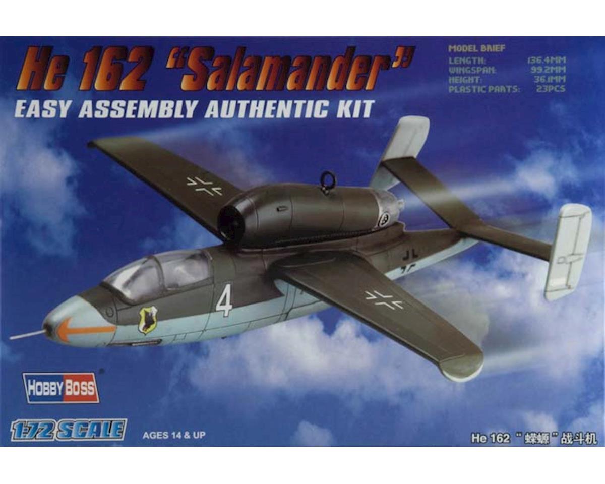 Hobby Boss HY80239 1/72 Easy Build Heinkel He 162 Salamander