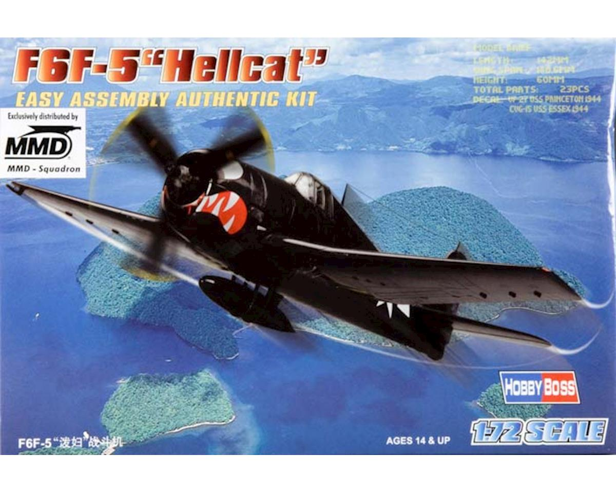 HY80260 1/72 Easy Build F6F-5 Hellcat