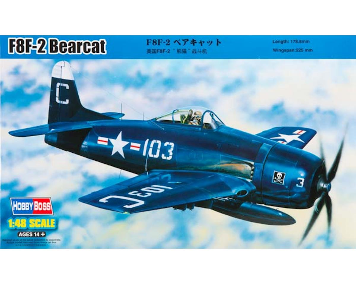 HY80358 1/48 F8F-2 Bearcat by Hobby Boss