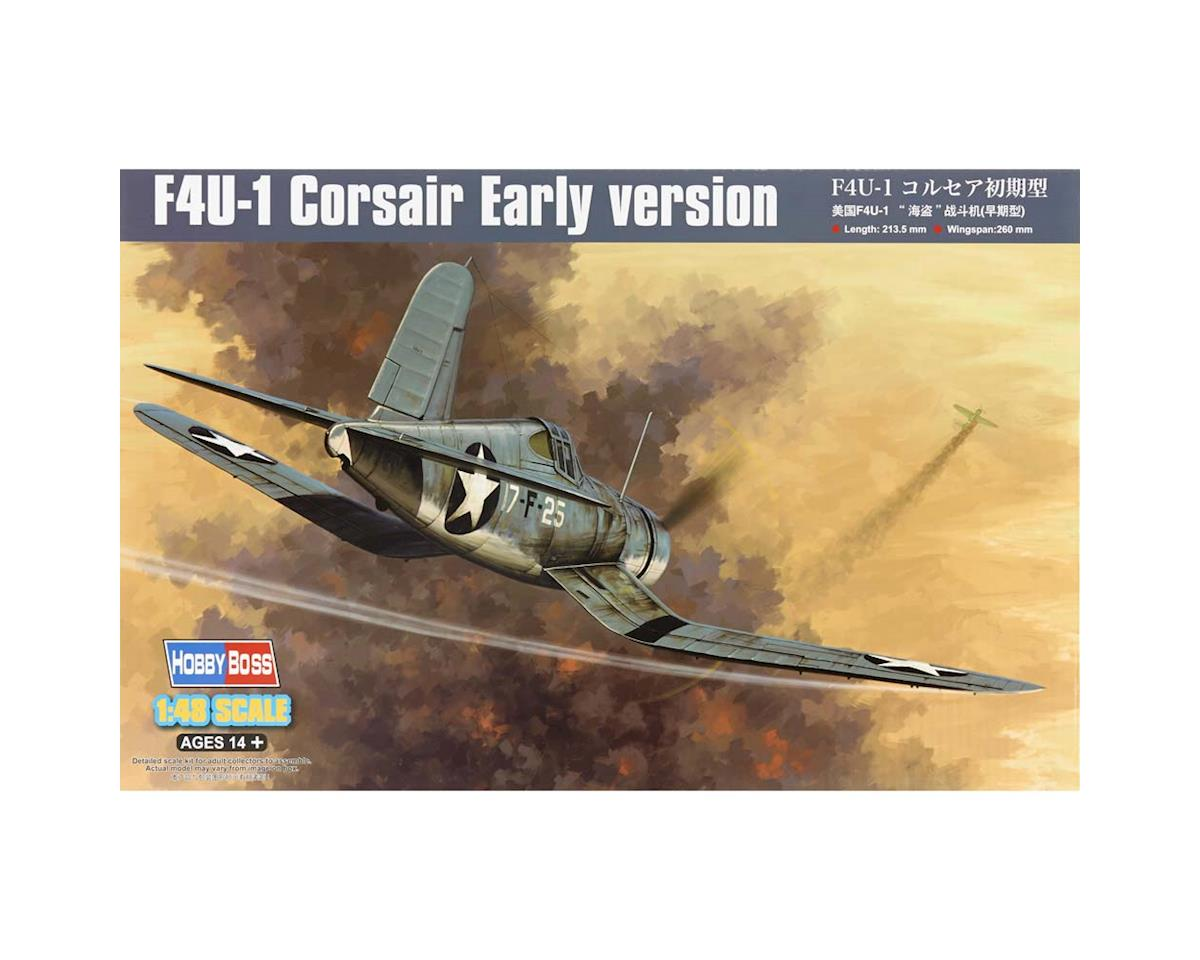 HY80381 1/48 F4U-1 Corsair Early Version by Hobby Boss