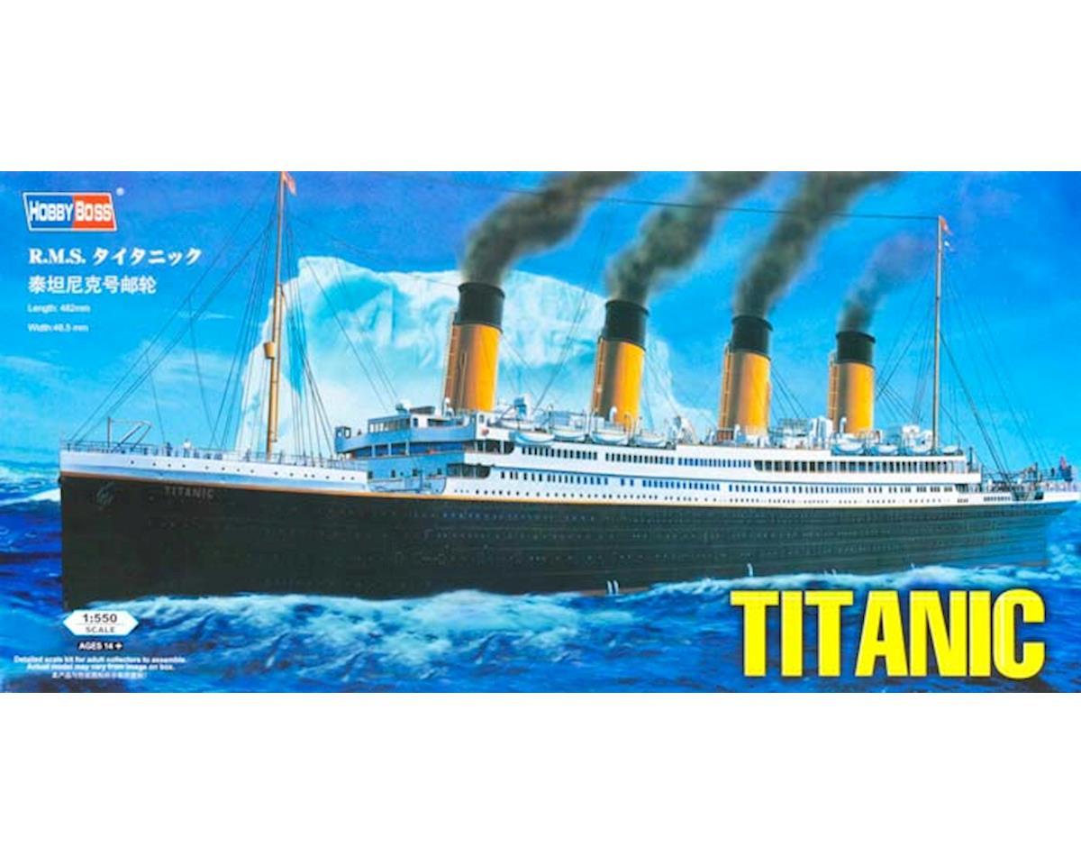Hobby Boss HY81305 1/550 HMS Titanic
